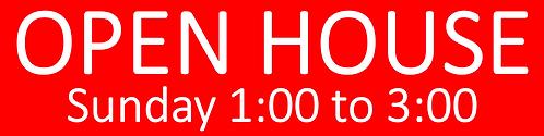 InFocus Open House 1-3 Rider - Aluminum