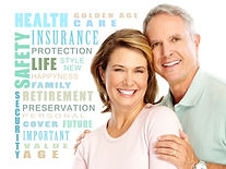 Senior Couple Medicare Insurance, Retirement, Asset Protection
