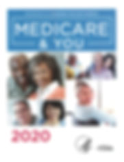 2020 Medicare and You Handbook Cover0916