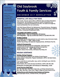 old saybrook youth and family services essential life skills for teens