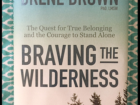 Best Therapy Books: 'Braving the Wilderness' Book Review & Giveaway
