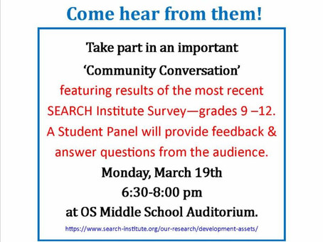 What Are Old Saybrook Kids Saying? Local Event Tonight