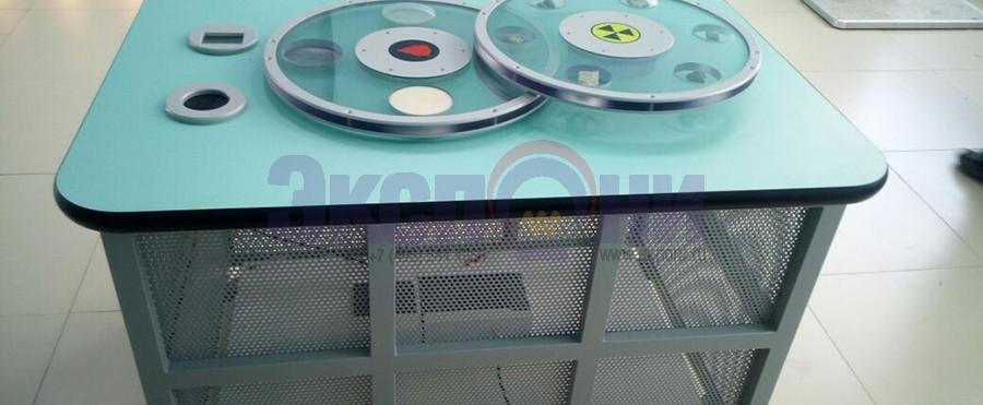 Geiger counter - Естественная радиация (
