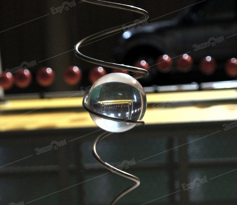 Kugelspirale шар в спирали Pendulum wave