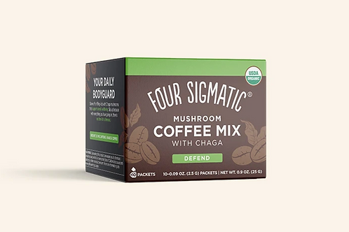 Four Sigmatic Coffee With Chaga