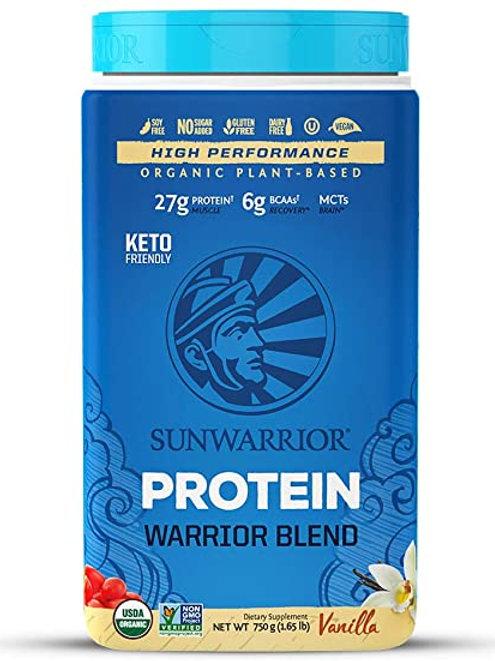 Sun Warrior Protein Blend