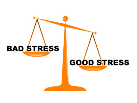 Stress: The good, the bad, and best ways to handle it.