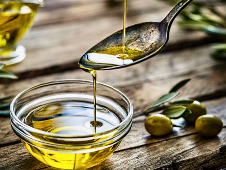 Olive Oil Helps You Lose Weight??