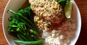 My First Blog Post - Spicy Thai Chicken