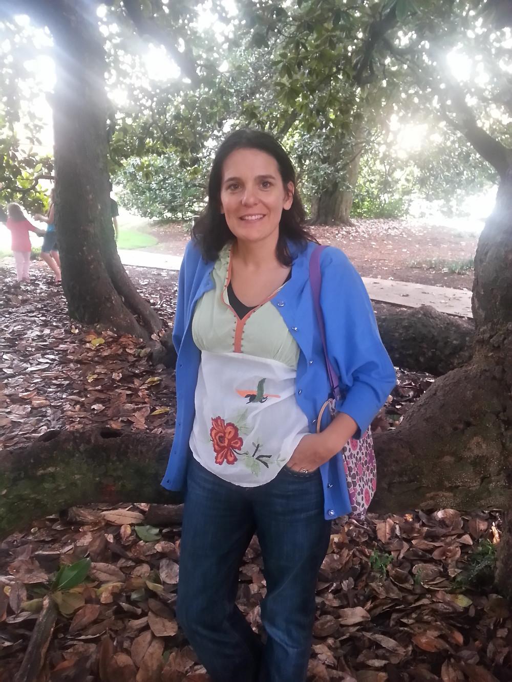 Helena Oliviero, AJC