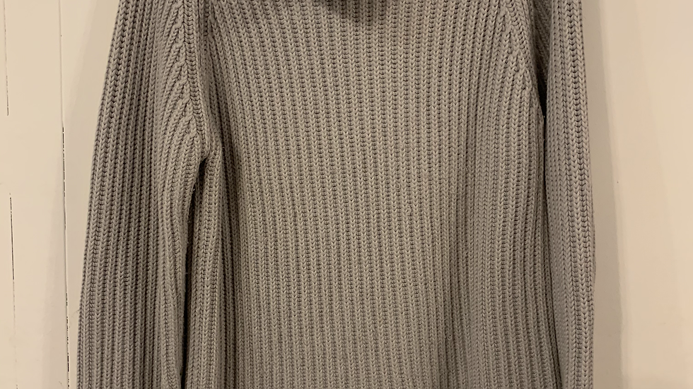 Pull col roulé taille XL
