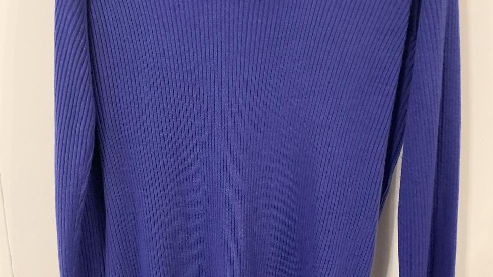 Pull bleu taille XL