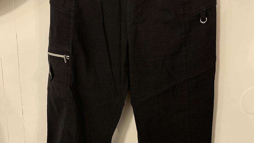 Bermuda noir taille 50-52