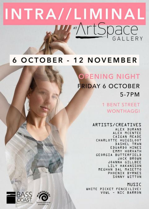 ArtSpace Exhibition Poster