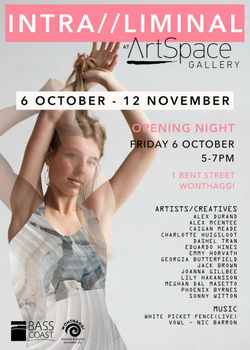 ArtSpace Exhibition Poster