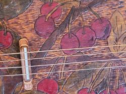 Cherry Carved Design