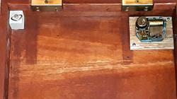Key for Winding Music Box