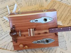Cedar Bible Box