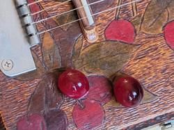 Cherry Volume/Tone Knobs