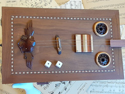 Wooden Drawer Pull