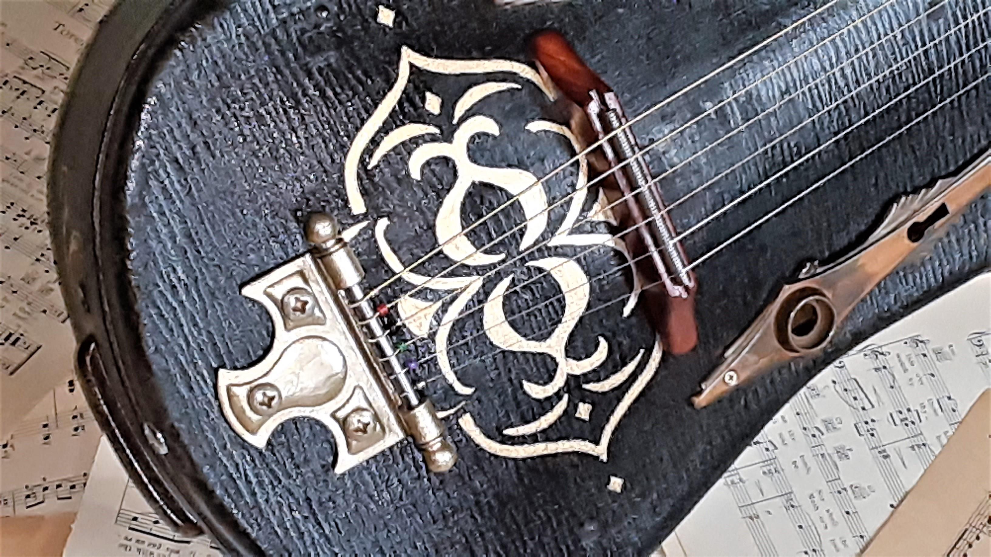 Vintage Violin Case