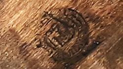 Original GSB stamp