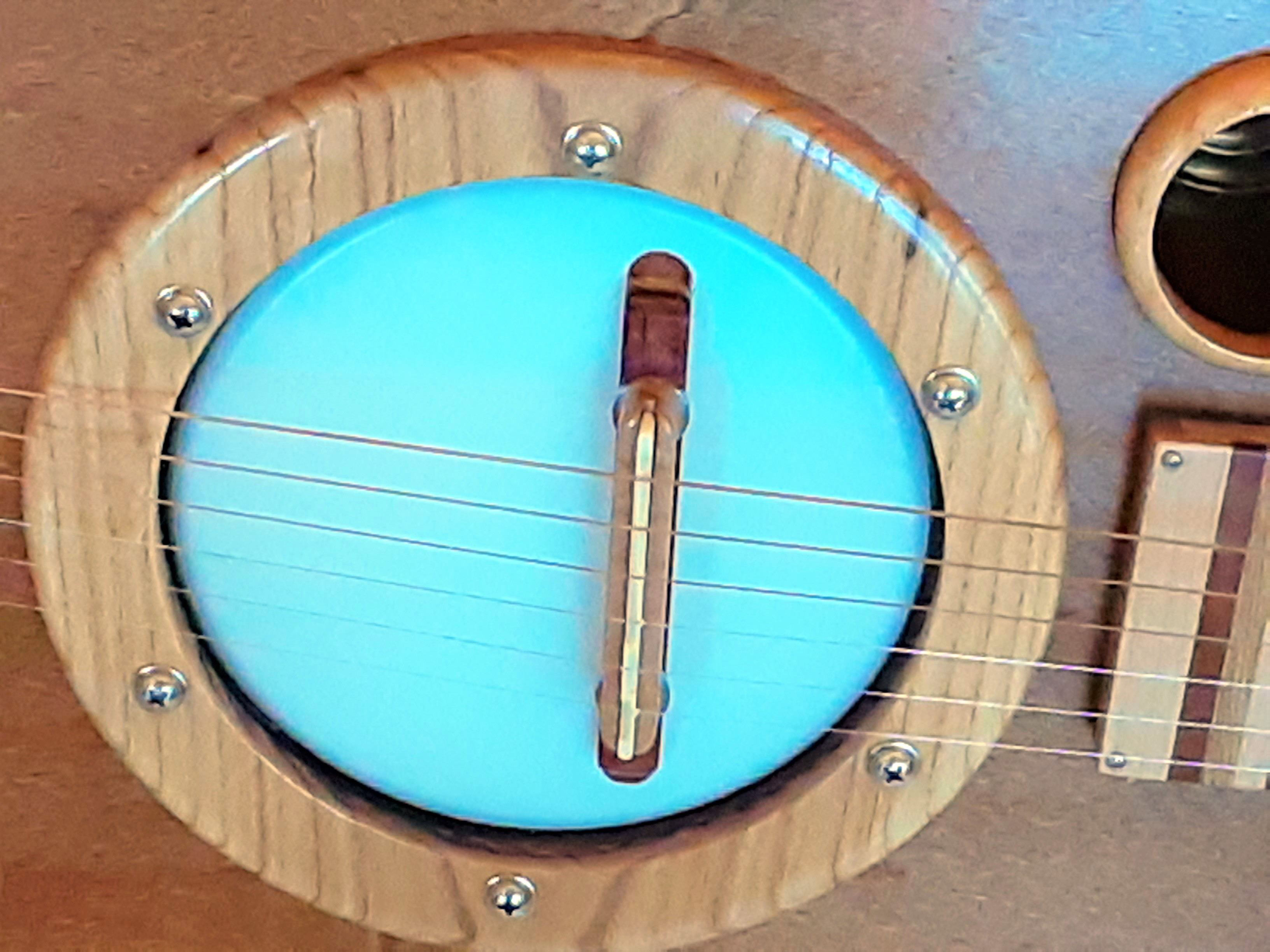 "6"" Drum Head Resonator"