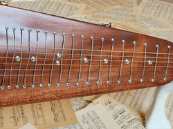 Steel Cable Frets
