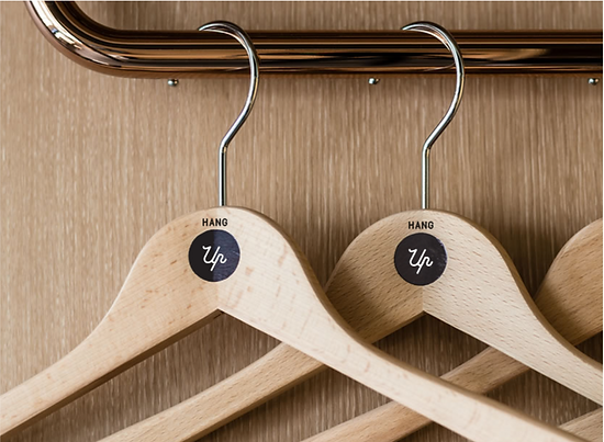 The Upright Hangers