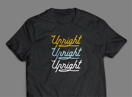 The Upright T-Shirt