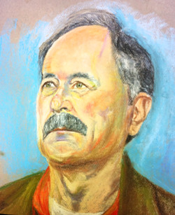 Portrait by Art by Divya