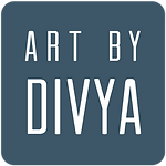 Art by Divya Sharma Logo
