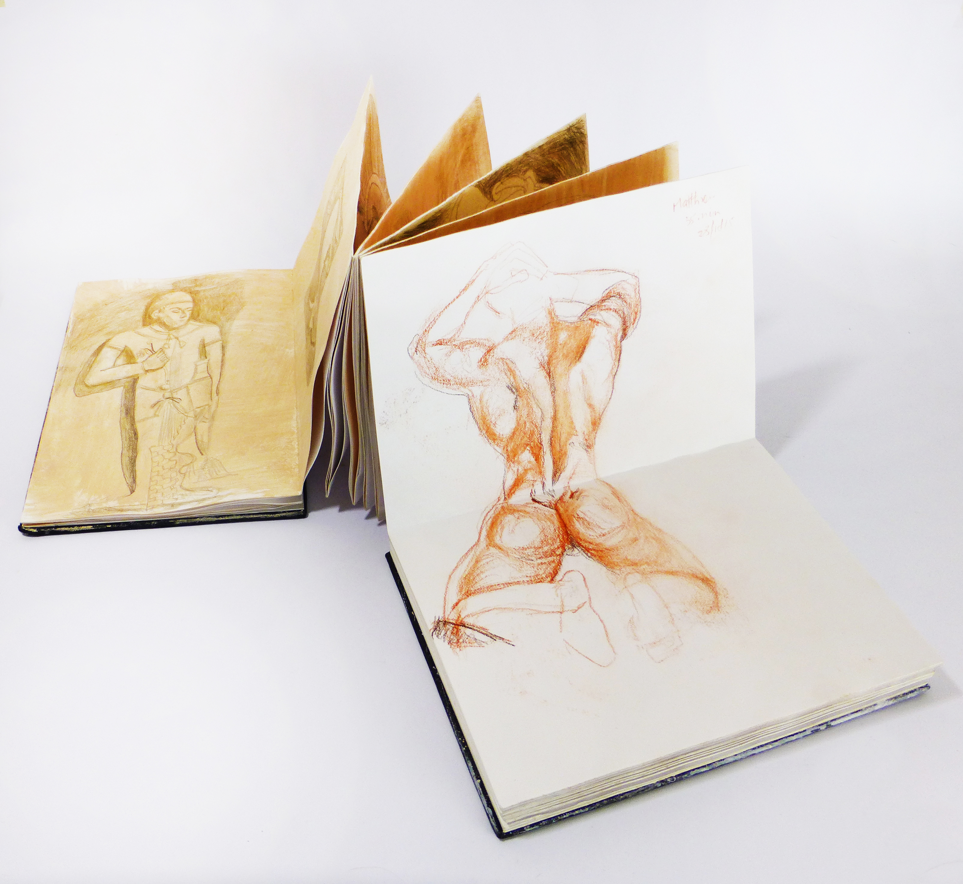 Sketch book drawings by Art by Divya