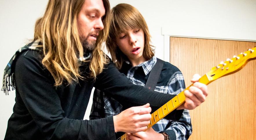 Terence Hansen Teaching