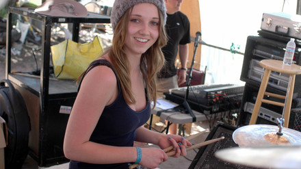 Desert Rocks Music Festival 2010