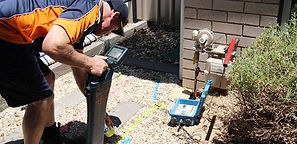 WATER PIPES DETECTION