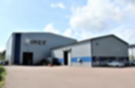 IMEX Huvudkontor, lager, Kungälv golvprodukter