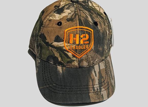 Camouflage Mossy Oak Hat