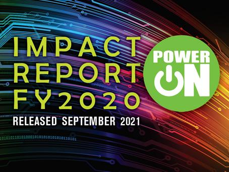 PowerOn releases 2020 Impact Report