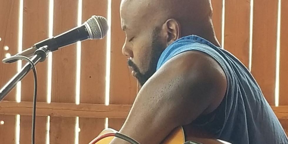 Junior Wilson LIVE @ Courthouse Creek Cider