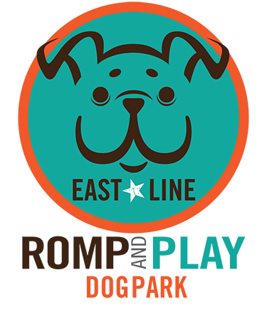 Eastline Romp and Play Logo