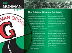 Gorman Roads