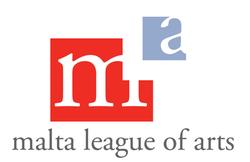 Malta League of Arts Logo