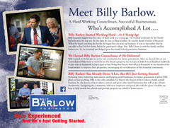 Billy Barlow for Mayor