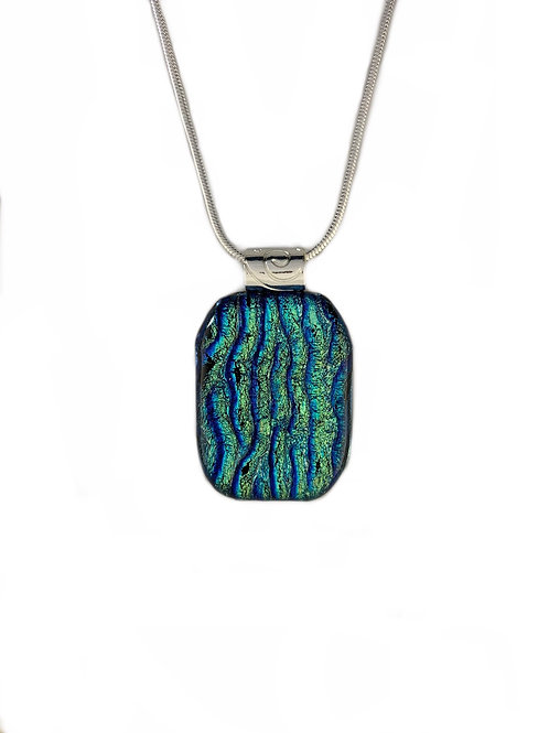 Rounded Waves Pendant
