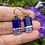 Thumbnail: Purple Majesty Earrings