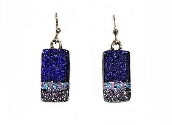 Purple Majesty Earrings
