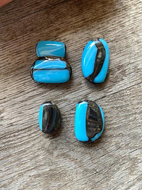 Bluewood Magnet Set of 4