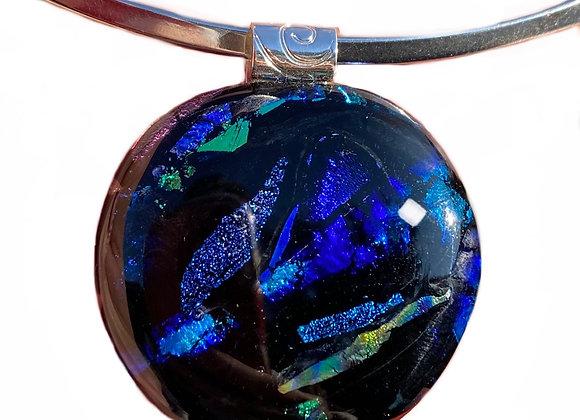 The Blue Beneath Pendant