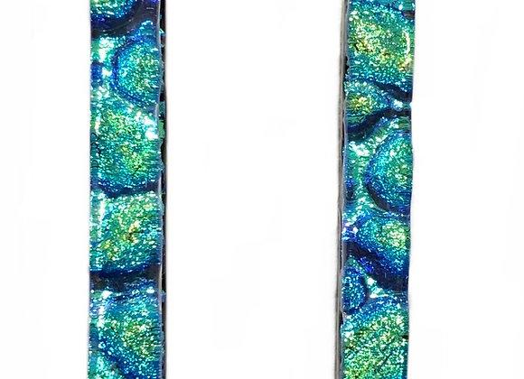 Ocean Coral Bar Earrings